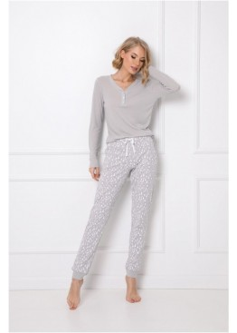 Пижама с брюками ARIANNE св.серый, Aruelle (Литва)