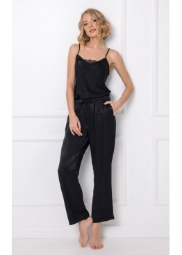 Пижама с брюками DOMINIQUE черный, Aruelle (Литва)