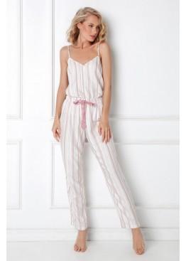 Пижама с брюками Paola св.розовый+белый, Aruelle (Литва)