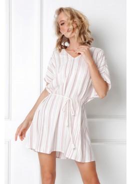 Платье Paola св.розовый+белый, Aruelle (Литва)
