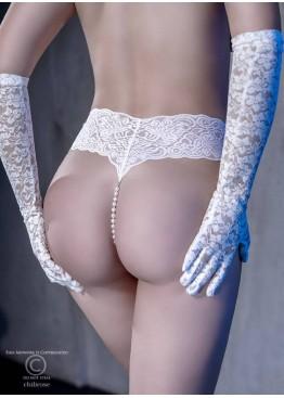 Трусики 4395 Panties белый,ChiliRose (Польша)