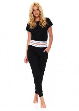 Комплект с брюками 9736 черный, Doctor Nap (Польша)