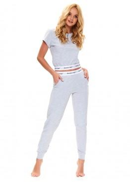 Комплект с брюками 9736 св.серый, Doctor Nap (Польша)