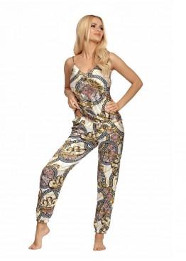 Пижама с брюками Donatella 01 мульти, Donna (Польша)