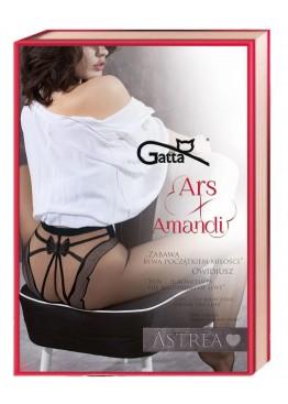 Колготки Ars Amandi ASTREA черный, Gatta (Польша)