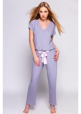 Комплект с брюками Shery Fiolet фиолетовый, Sensis (Польша)