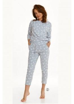 Пижама с брюками 2571 21/22 RAISA св.серый, Taro (Польша)