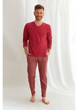 Пижама с брюками 2638 21/22 MARTIN красный, Taro (Польша)