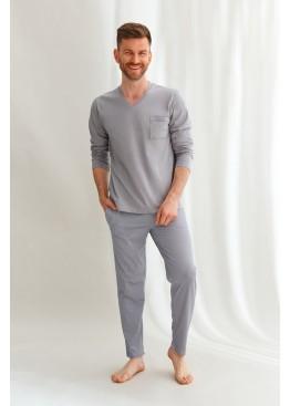 Пижама с брюками 2638 21/22 MARTIN серый, Taro (Польша)