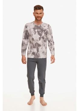 Пижама с брюками 2643/2644 21/22 GREG серый, Taro (Польша)