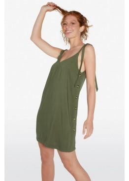 Платье пляжное 85781 хаки, Ysabel Mora (Испания)