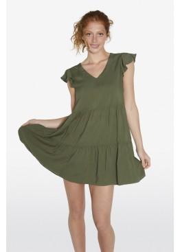 Платье пляжное 85785 хаки, Ysabel Mora (Испания)